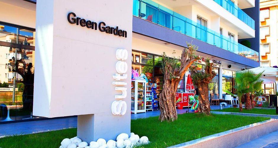 Attrayant GREEN GARDEN SUITES HOTEL ALANYA   Alanya, Turkey